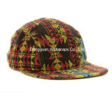 Cotton/Rayon Red Camper Hat Without Logo
