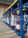 Steel Wire Heat Treatment Continuous Line with Pay-off and Take-up