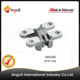 Zinc Alloy Concealed Hinge, Hidden Hinge, Adjustable Hinge