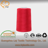Dyed Colors for Leather Use 100% Polyester Core-Spun Textile Fabric Thread