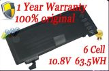 "Original Laptop Battery for Apple MacBook A1322 13"" MB991ll/a Battery"