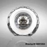 K9 Crystal Glass Diamond Desk Clock as Christmas Gifts