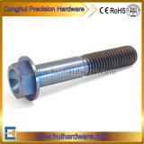 DIN6921 Gr5 Titanium Hex Flange Bolt Factory Price