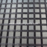 Uniaxial Polyester Geogrid with PVC Coating