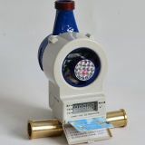 Valve Control IC Card Prepaid Water Meter with Iron Body