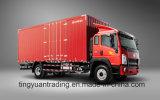 6 Wheels HOWO Box Truck/Light Truck