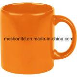Fun Factory Orange Ceramic Mugs (Set of 4)
