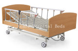 Wooden Three-Function Electric Home Nuring Bed Manufacturer