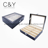 Black Leather Sunglasses Gift Packaging Box