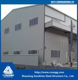 2017 Steel Structure Factory with ISO Certificate