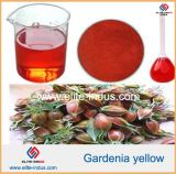 100% Pure Natural Food Yellow Color Gardenia Yellow Pigment