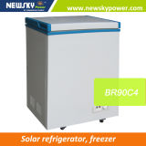 Energy-Efficient Solar Powered 24V Chest Freezer