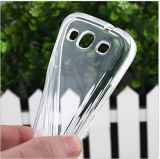 Crystal Clear TPU Soft Case Cover for Samsung Galaxy S4