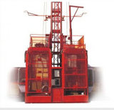 4 Tons- Hotsale Sc200/200 Construction Passenger Hoist Made in China