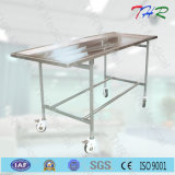 Stainless Steel Embalming Funeral Table (THR-103)