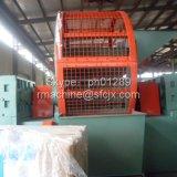 Waste Tire Recycling Line, Whole Tyre Shredder
