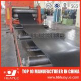 Fabric Carcass Polyester Ep Flat Industrial Rubber Conveyor Belt