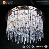 Crystal Lamp Stainless Steel New Chandeliers Ceiling Light Om8320 Dia60cm