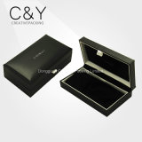 Leather Imitation Paper Luxury Bracelet Packaging Box