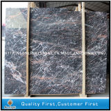 Cheap Chinese Cuckoo Red Marble Floor Tiles and Countertop Slabs