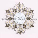 2015 Antique Home Decoration Metal Wall Clock (MC-002)