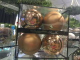 Christmas Decoration Ball in Multi Color with New Material (OEM welcome)