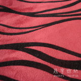 Flocking Velvet Short Pile Home Textile Fabric