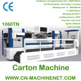 Automatic Die Cutting and Foil Stamping Machine