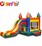 Hot Sale Kids Playground Playing Inflatable Castle Vb-032