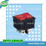 Mirs-2101 Miniature Illuminated Rocker Switch/Push Button Switch/Micro Switch