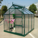 Hb7 Growell Walk 6mm Polycarbonate Greenhouse (Width 2125mm)