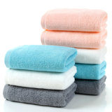 Thick Absorbent Cotton Bath Towels, Hotel SPA White Shower Towels