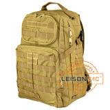 Military Backpack Tactical Bag with ISO Standard Waterproof and Flame Retardant