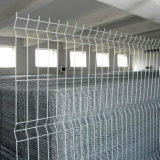 Hot Dipped Galvanized Welded Mesh Fencing