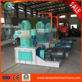Vertical Ring Die Wood/Sawdust/Rice Husk/Wheat Straw/Corn Stalk Pellet Compressor