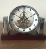 Nice Home Decor Gift Clock K3058 Business Souvenir Skeleton Clock Kit