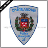 Quality Embroidery Patch for Police Military (BYH-10078)