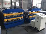 Fast Speed Double Decked Roll Forming Machine
