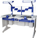 Ax-Jt6 Double Person Dental Lab Bench