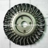 6 Inch Twist Knot Steel Wire Wheel Brush (YY-073)