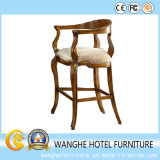 Modern Dining Wooden Bar Stools Chair