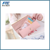 High Quality Leather Lady Purse Credit Card Purse