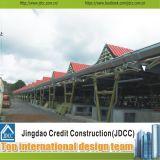 Ce ISO Design Prefab Steel Building