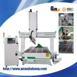 Acrylic/ PVC/ MDF/ Plastic, 4 Axis 1325 CNC Router Center