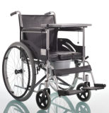 Amw09 Convenient Medical Commode Wheelchair