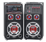 Wireless Bluetooth Double 8 Inch Professional Tower Speakers