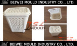 New Design Injection Plastic Rattan Basket Mould
