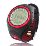 2014 nueva Agua-Proof Bluetooth Sport Watch con Heart Rate Monitor/Pedometer/Chronograph