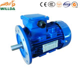Aluminum Housing Three Phase Electric Motor 1.1KW 1.5HP (MS90S-4 / 1.1KW / 1.5HP / 1400 r/min)
