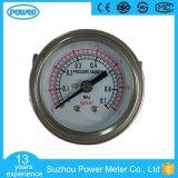 60 mm Full Stainless Steel Pressure Gauge with Bracket